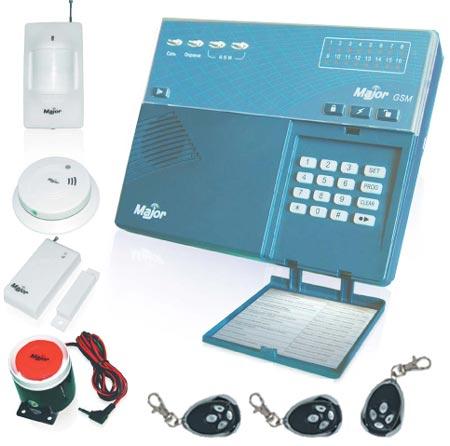 Сигнализация должна быть сопряжена с системой видеонаблюдения, чтобы обеспечить запись в реальном времени